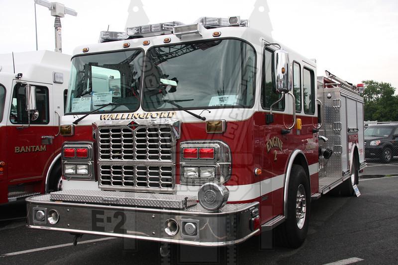 Wallingford, Ct new Engine 2