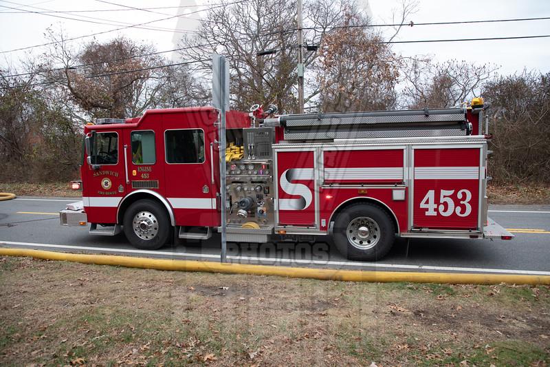 Sandwich, Ma. Engine 453