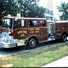 Older picture of Oak Lawn, IL Engine 25