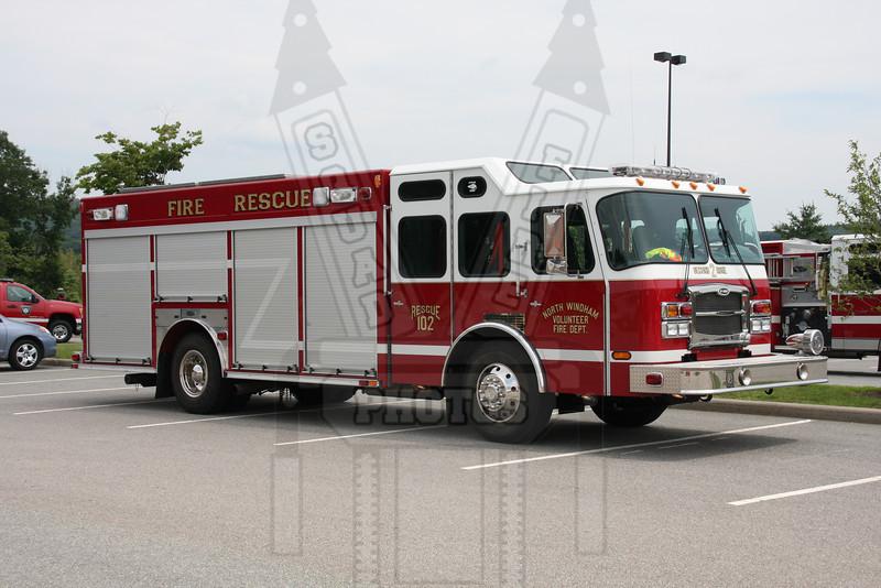 North Windham, Ct Rescue 102