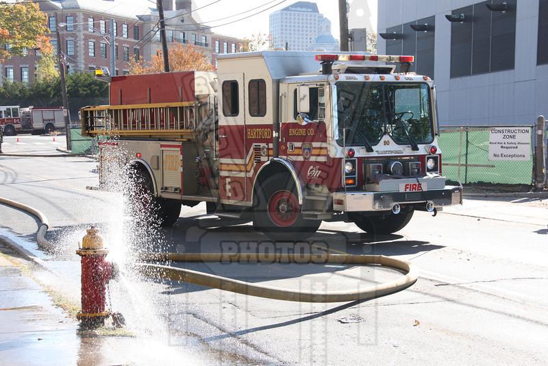 Hartford, Ct Spare Engine