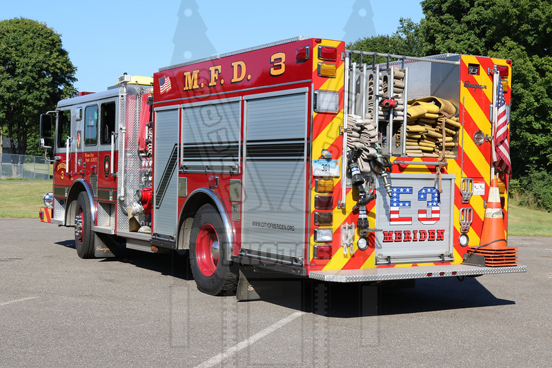 Meriden, Ct Engine 3 rear