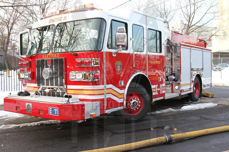 Hartford, Ct Engine 11
