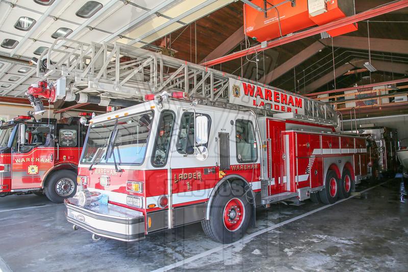 Wareham, Ma. Ladder 1