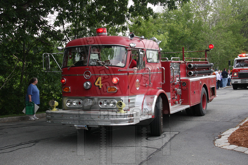Mack C Model pumper