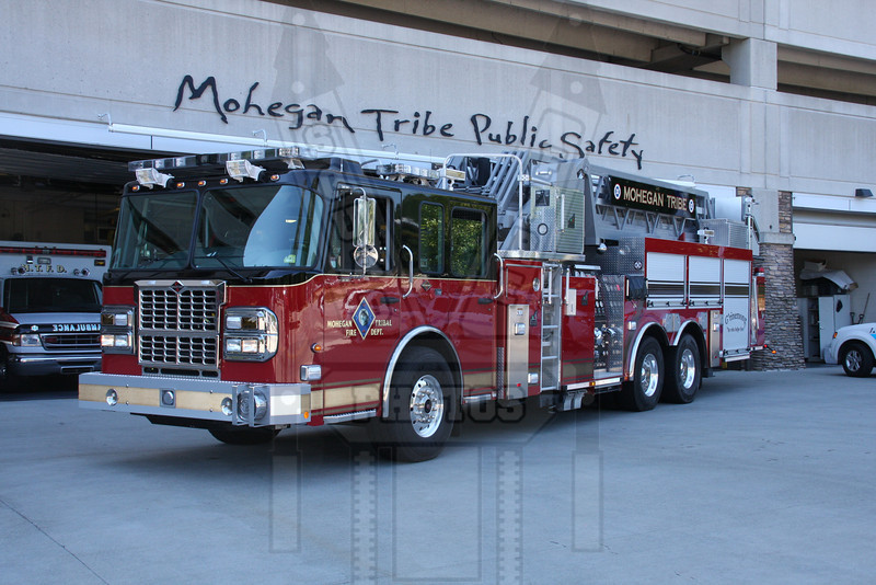 Mohegan Sun Casino (in Connecticut) Tribal Fire Dept. Tower 1