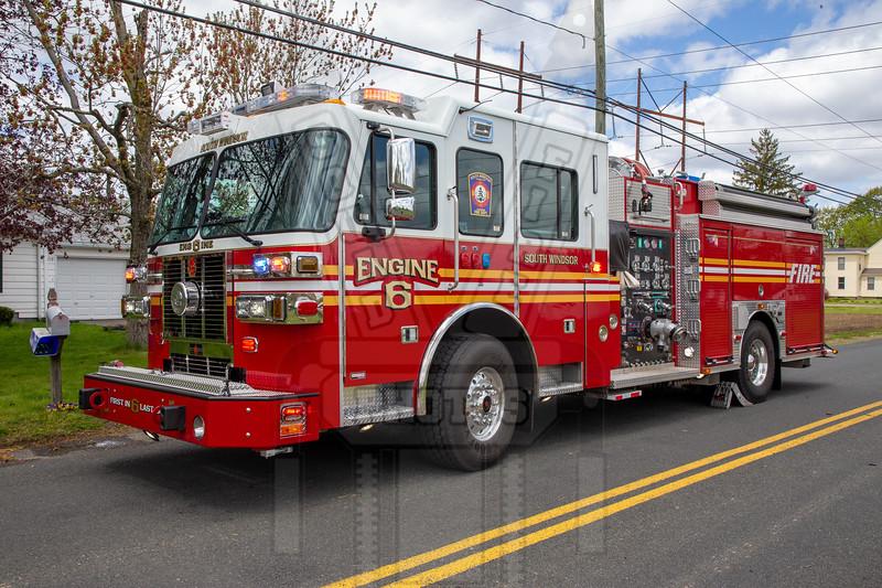 South Windsor, Ct Engine 6