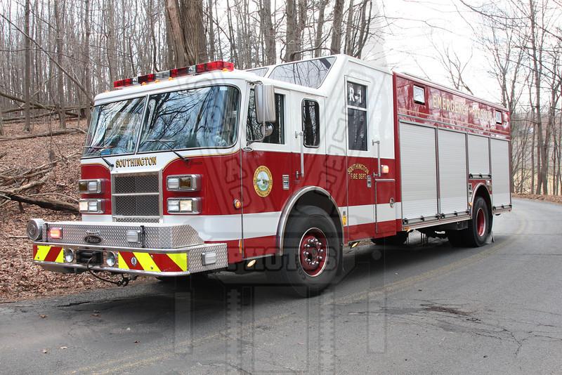 Southington, Ct Rescue 1