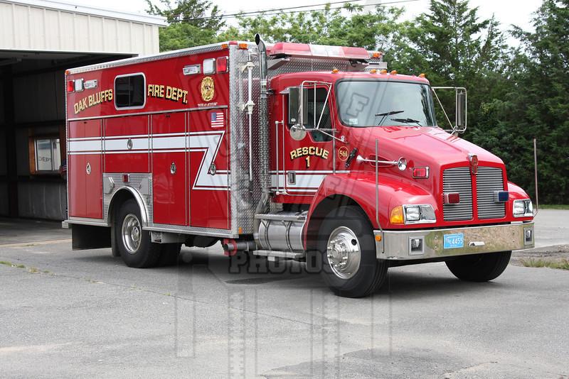 Oak Bluffs, Ma. (Martha's Vineyard) Rescue 1