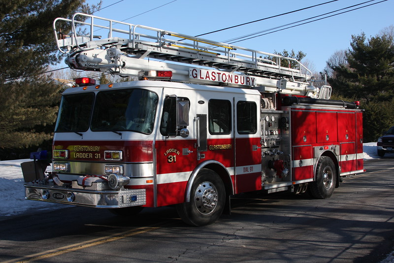 Former Glastonbury, Ct Ladder 31