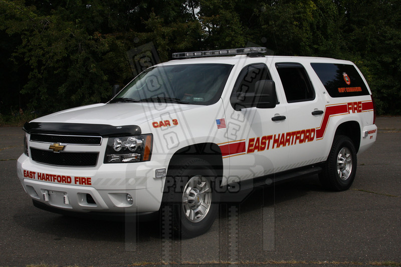 East Hartford, Ct Car 3 (Shift Commander)