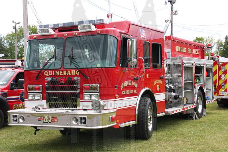Quinebaug (Thompson, Ct) Engine Tank 283