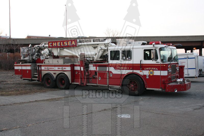 Former Chelsea, Ma. Tower 1