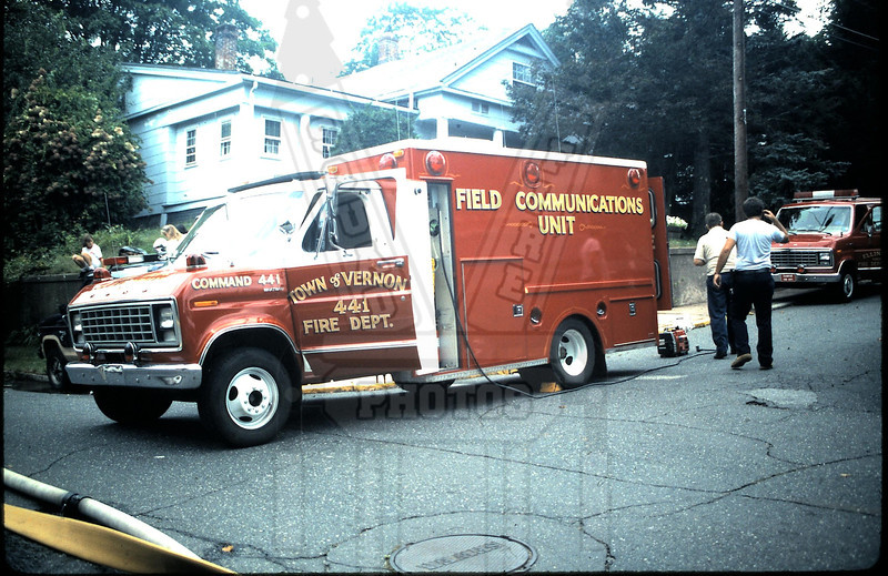 Older picture of Vernon, Ct Command 441