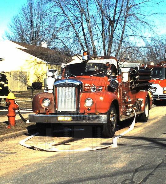 Former East Hartford, Ct Engine 6