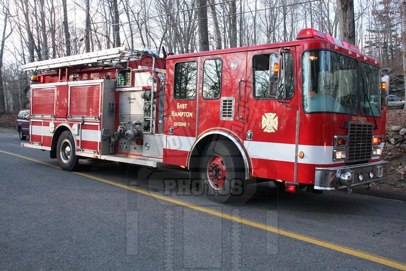 East Hampton, Ct. Engine 1