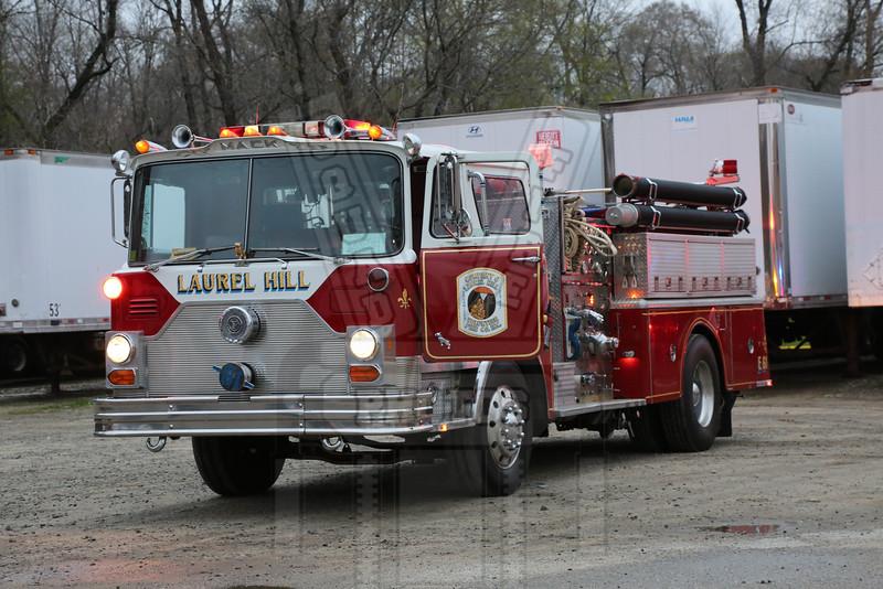 Laurel Hill (Norwich, Ct) Engine 61