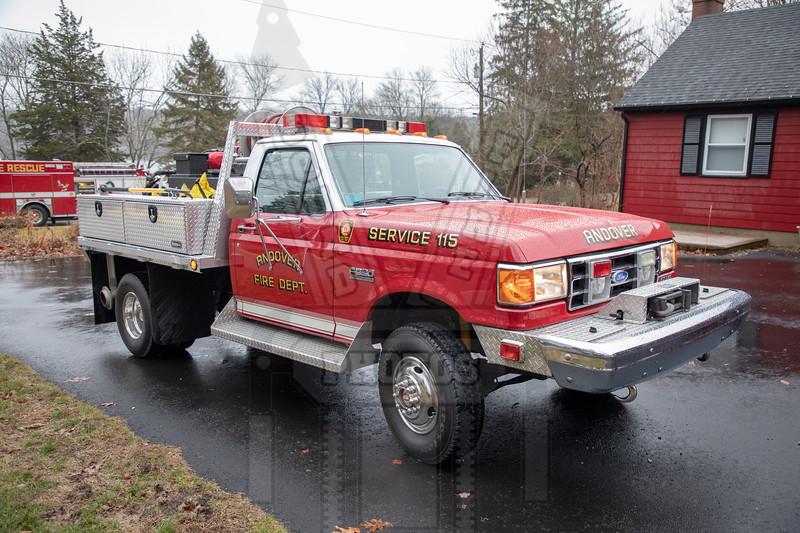 Andover, Ct Service 115