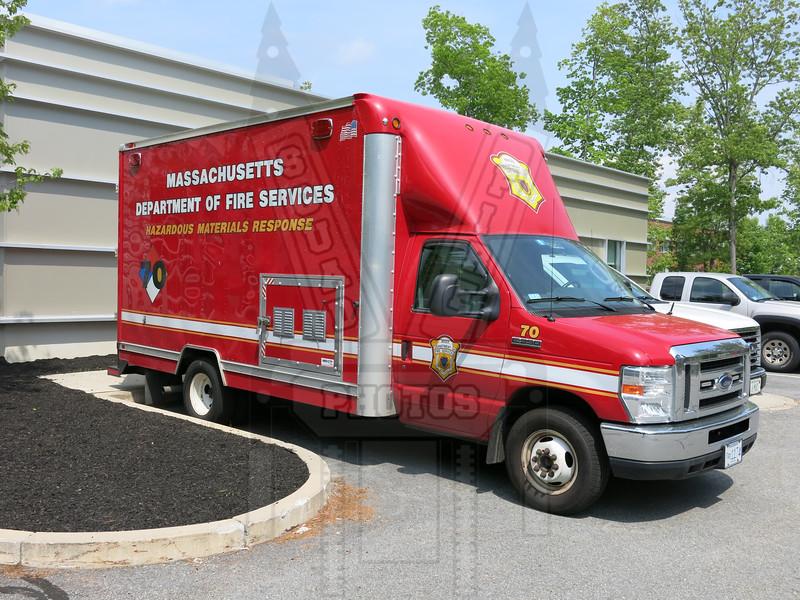 Massachusetts Department of Fire Services Hazmat Unit