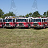 8th District Fire Dept. (Manchester, Ct) Their E-One line up