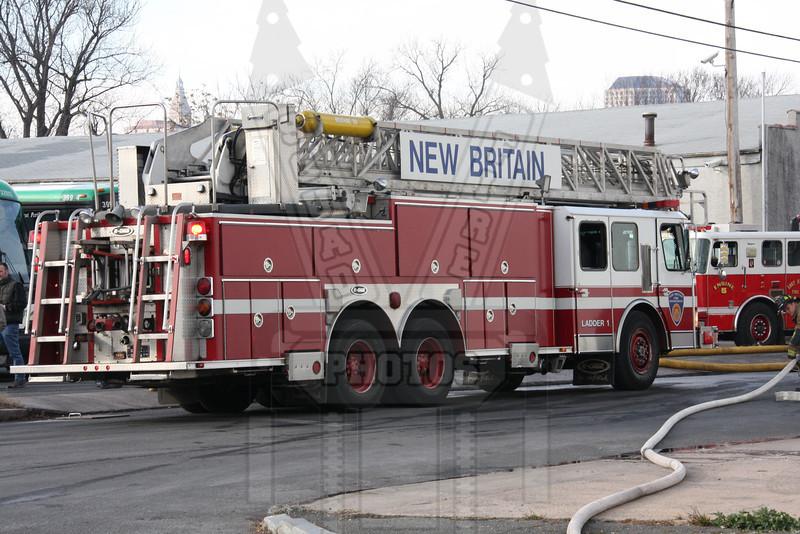 New Britain, Ct Ladder 1