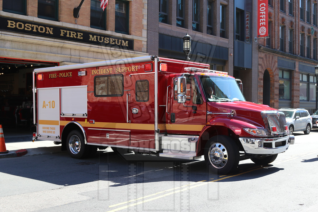 Boston Sparks Assoc. A-10 Canteen Unit (This is  delivery on 8/28/15)