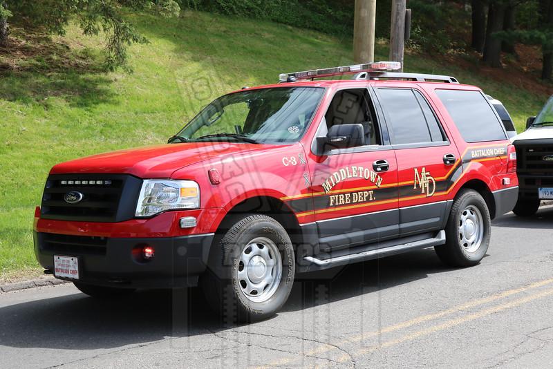 Middletown, Ct Car 3 (shift commander)