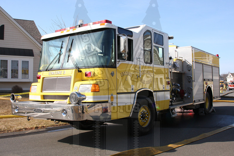 Rocky Hill, Ct. Engine 3