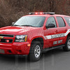8th District FD (Manchester, Ct) Squad 9. This is their EMS response vehicle.