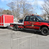 Tolland, Ct Service 340 with the Special Hazards trailer