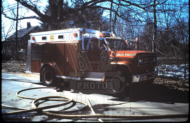 Former South Windsor, Ct Rescue 5
