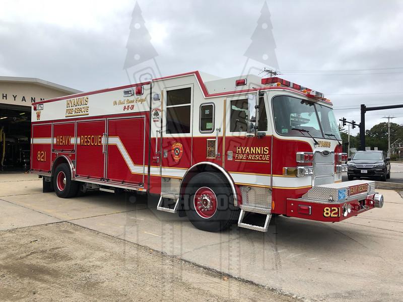Hyannis, Ma. Rescue 1