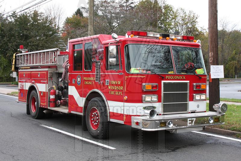 Windsor, Ct Engine 7