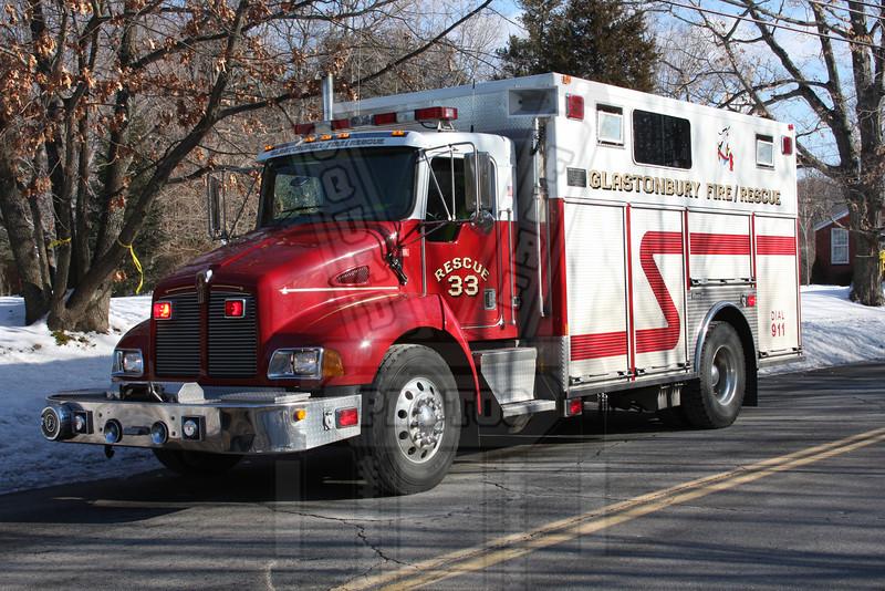 Glastonbury, Ct Rescue 33