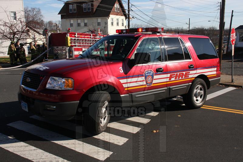 New Britain, Ct Car 3 (shift commander)