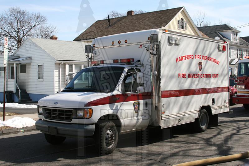 Hartford, Ct Fire Investigation Unit