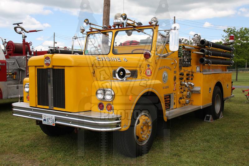 Former Milford, Ma Engine 4