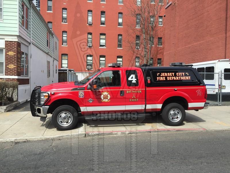 Jersey City, NJ Battalion 4