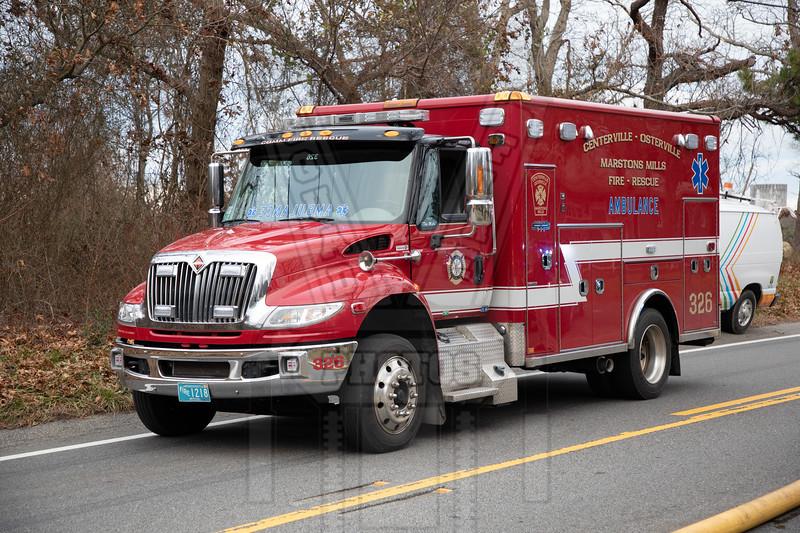 COMM Ambulance 326