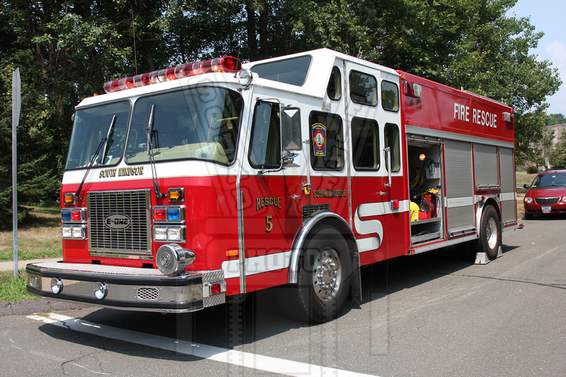 South Windsor, Ct Rescue 5