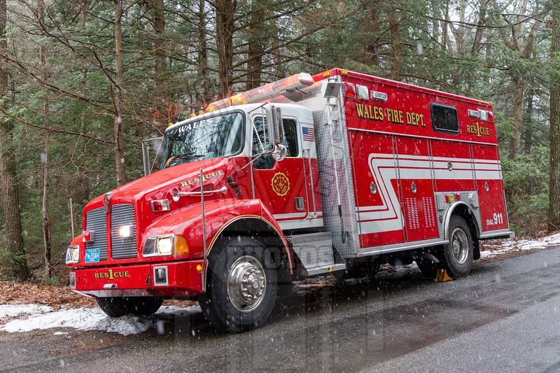 Wales, Ma. Rescue 1