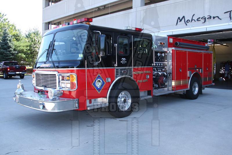 Mohegan Sun Casino (in Connecticut) Tribal Fire Dept. Engine 1