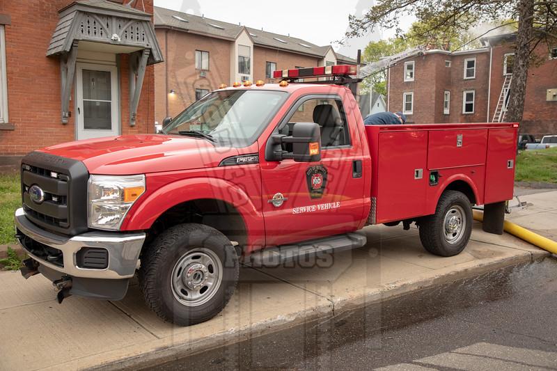 Meriden, Ct Service Truck