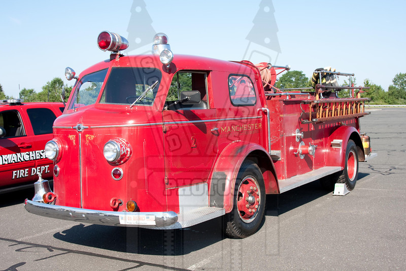 8th District Fire Dept. (Manchester, Ct) Former Engine 2