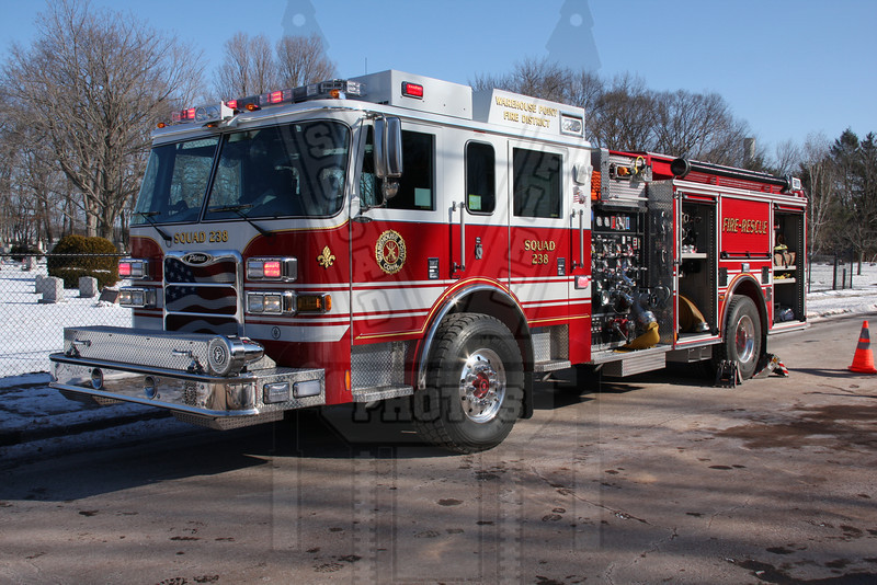 Warehouse Point FD (East Windsor, Ct) Squad 238