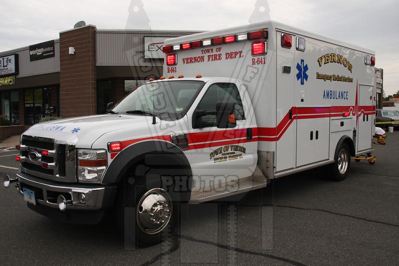 Vernon, Ct Ambulance 641