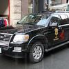 Masachusetts Deputy State Fire Marshal car