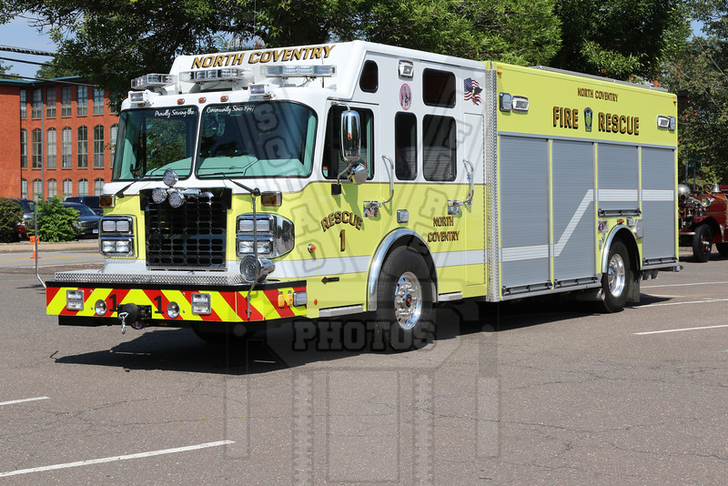 North Coventry (Coventry, Ct) Rescue 111