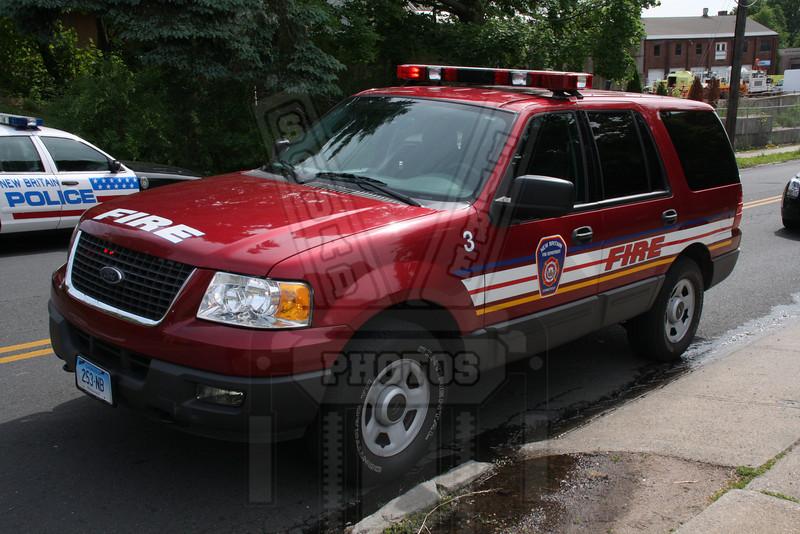 New Britain, Ct Car 3