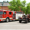Manchester, Ct Engine 1 and their former Fox pumper
